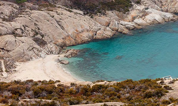 arcipelago toscano montecristo