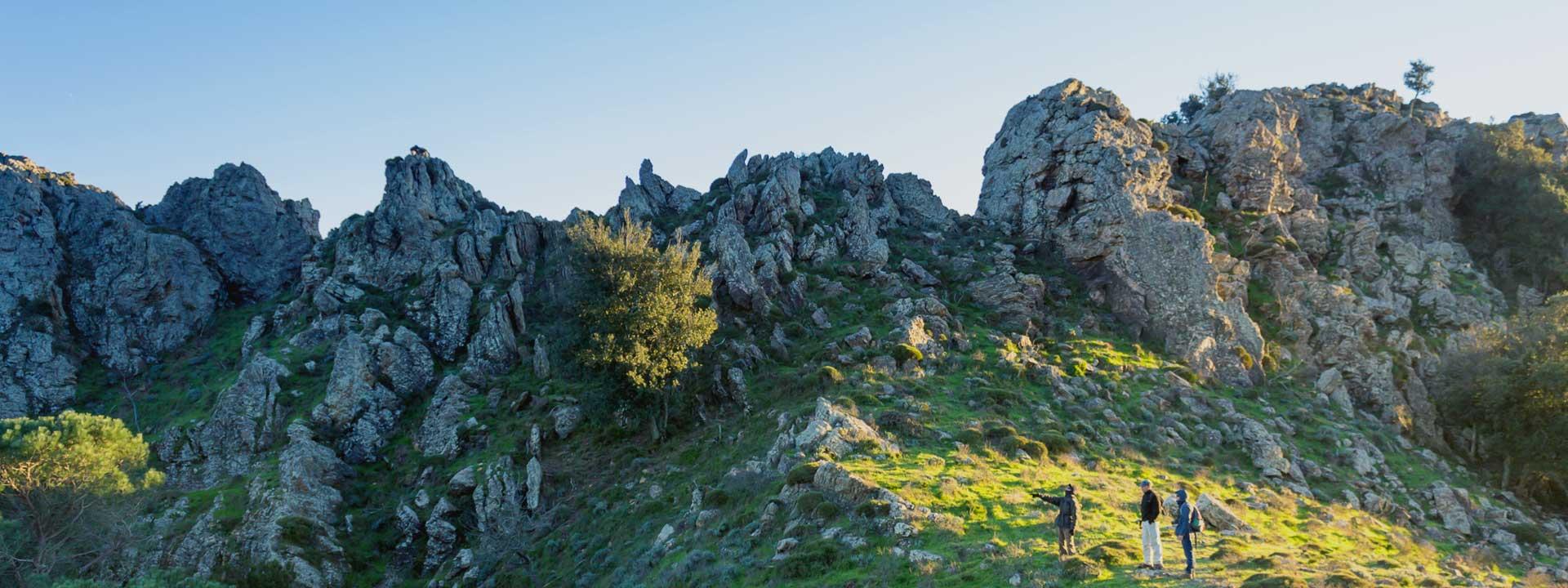 escursionismo elba